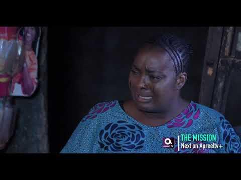 Download THE MISSION (Clip) Latest Yoruba Movie 2021 Starring Ronke Odusanya   Akin Olaiya   Ogunro Kudirat