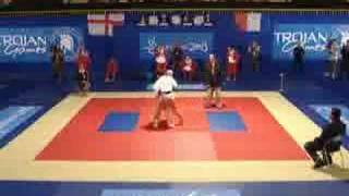 Trojan Games - Judo