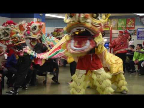 Watch: Staten Island Chinese School celebrates Chinese New Year
