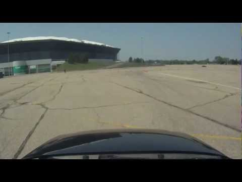 DRSCCA Memorial day solo 2012 - Andrew Schembri Run 3 - Cobalt SS Turbo 62 DS