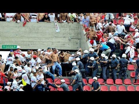 Torcida Independente x Polícia Militar - São Paulo x Corinthians 13/10/2013