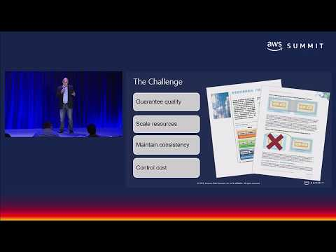 AWS San Francisco Summit 2018 - Amazon Translate is Now Generally Available
