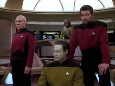 Star Trek STNG Moments 58 The Defector