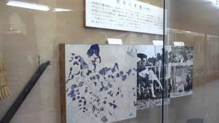 2011年11月14日(月)の午後に「秋田犬会館」へ行ったときのものです 1階...