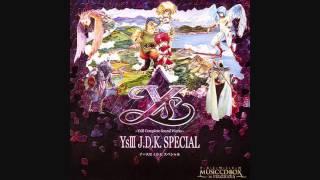 X68K版『イースIII』の新曲を含むオリジナルゲームサウンドトラック全曲とJ.D.K.バンドアレンジバージョン4曲を収録。 Album:YsⅢ J.D.K. Special Performer:Falcom Sound ...