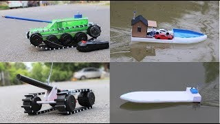 4 Amazing DIY TOYs | Awesome Ideas Compilation
