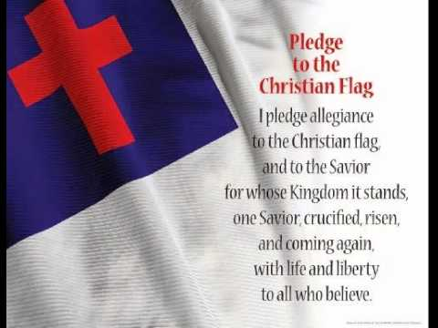 Nifty image pertaining to pledge to the bible printable