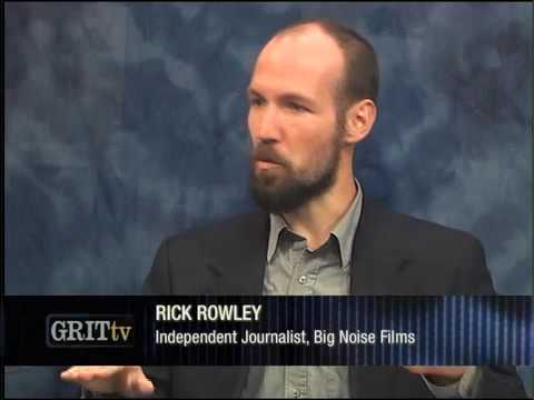 GRITtv: Rick Rowley & Sandra Cuffe: Update on Hond...