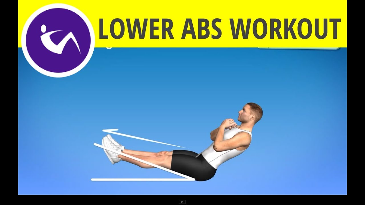Lower Abs Workout For Men At Home Lose That Beer Belly And Build