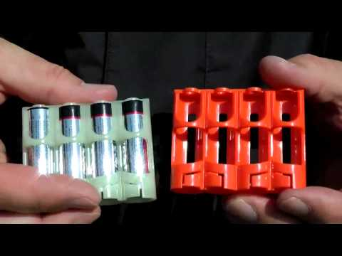 Carrying and Storing Spare Batteries