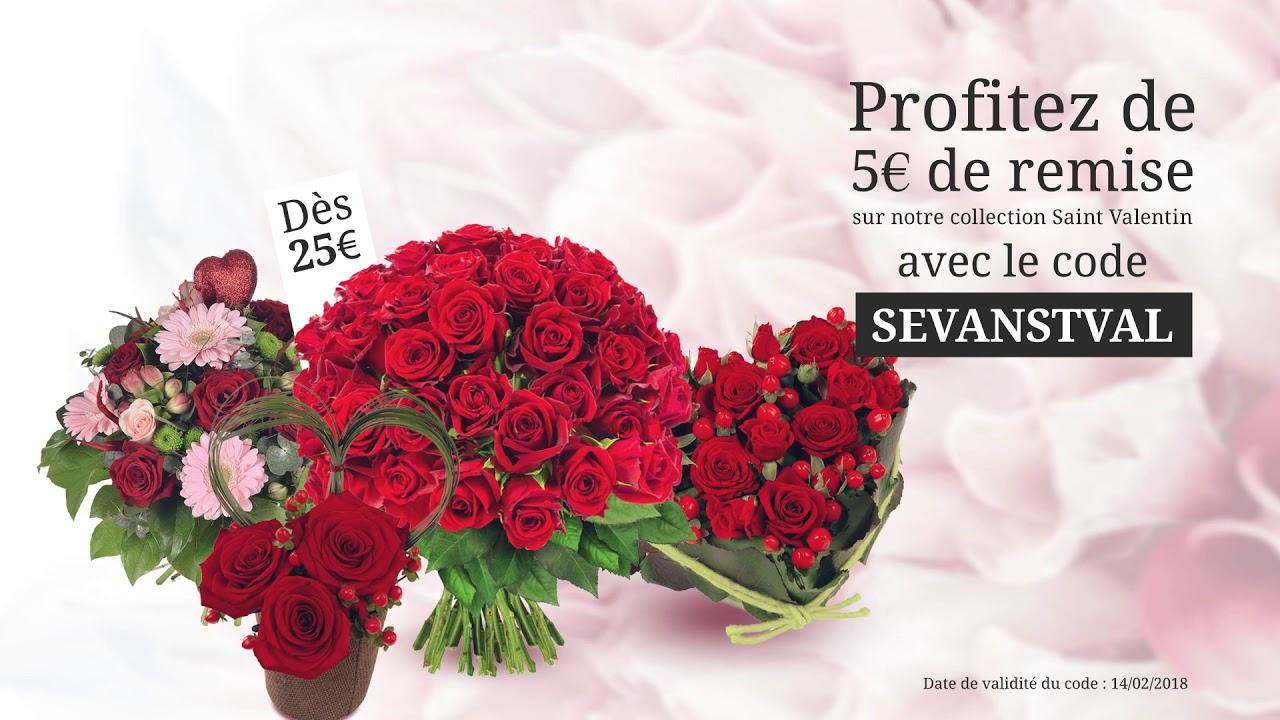 Bouquet De Fleur Pour St Valentin saint valentin : dites-lui je t'aime avec des fleurs