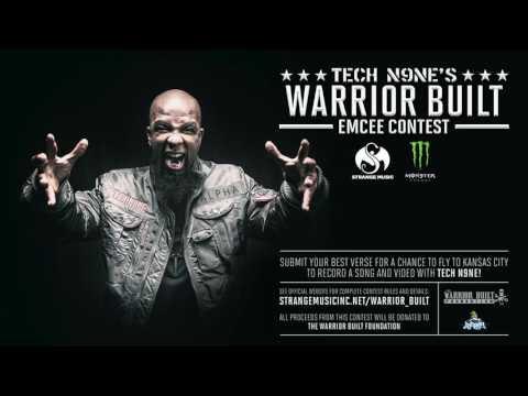 Tech N9ne - PTSD (Warrior Built Emcee Contest Track)