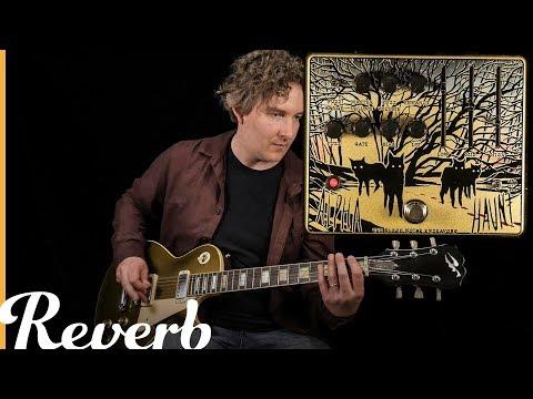 Old Blood Noise Endeavors Alpha Haunt Fuzz | Reverb Tone Report