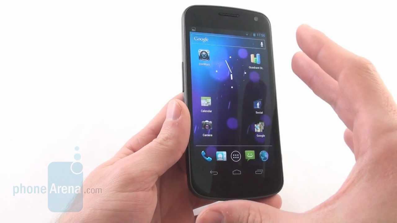 Samsung Galaxy Nexus Review