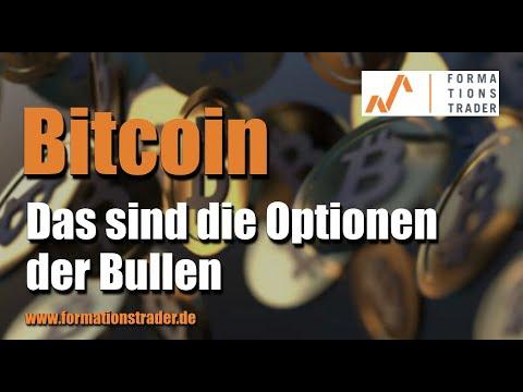 Bitcoin: Das sind die Optionen der Bullen