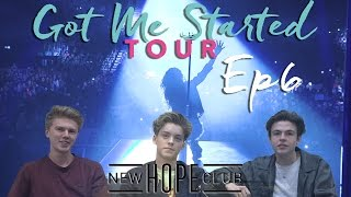 EP6: Con visita especial de New Hope Club!! #TiniYoutube | TINI