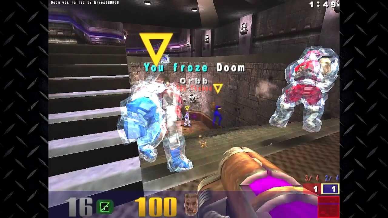 doom 3 freezes