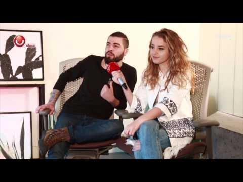 UNews: Alex Florea & Ilinca Bacila se pregatesc de Eurovision @Utv 2017