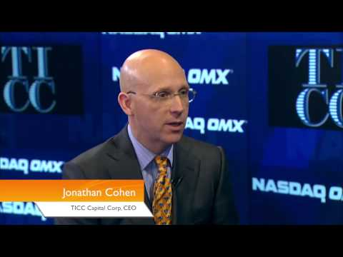 "TICC Capital's CEO Jonathan Cohen: ""There is a greater risk of a bubble in tech stocks today"""