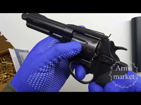 Нарезной револьвер Kora Brno 4 22lr. Мелкокалиберное нарезное оружие
