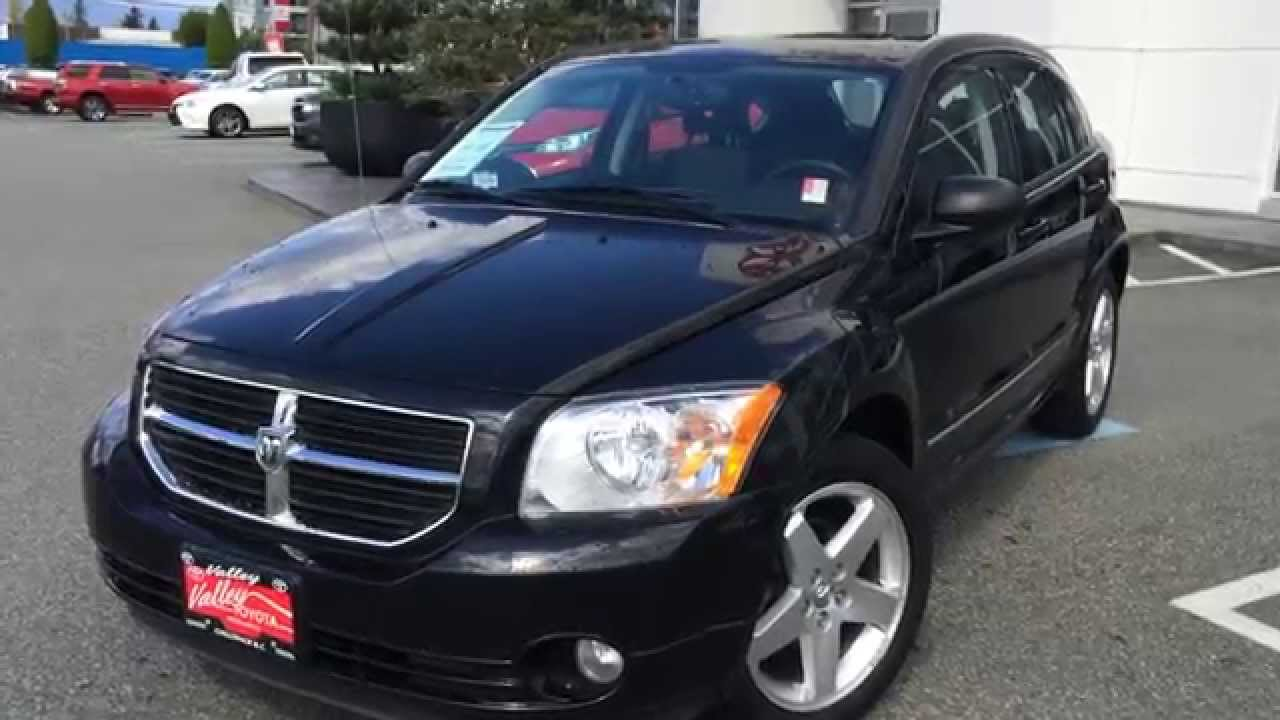 sold 2008 dodge caliber rt awd preview at valley toyota. Black Bedroom Furniture Sets. Home Design Ideas