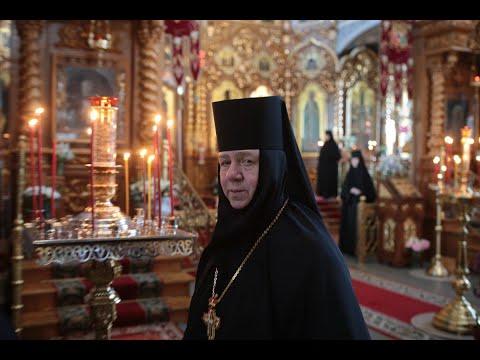 Видеообращение настоятельницы Дивеевского монастыря игумении Сергии (Конковой)