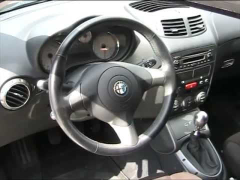 alfa romeo gt 1 9 jtdm 150 cv progression youtube. Black Bedroom Furniture Sets. Home Design Ideas