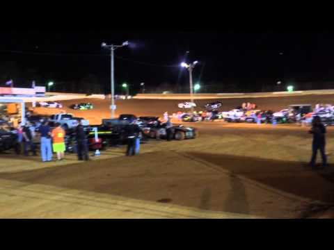 Tazewell Speedway 7-18-2015