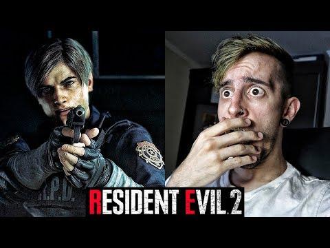 REACCIONANDO AL NUEVO RESIDENT EVIL 2 !! - Robleis