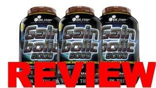 Olimp Gain Bolic 6000 - Als Post Workout Shake für wen geeignet?