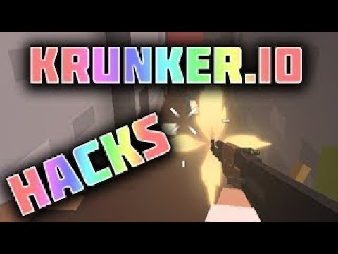 How to hack krunker io new hack 2019 june first!!!