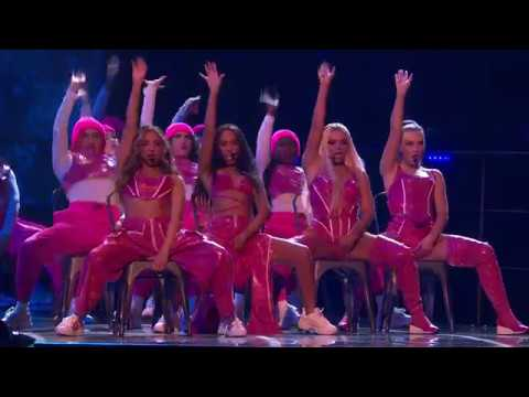 Little Mix – Woman Like Me ft. Ms Banks (Live at The BRIT Awards 2019)