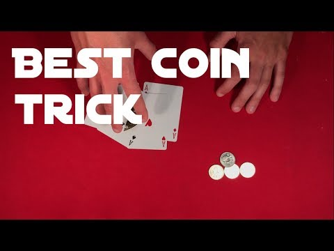 Best Coin Trick for Beginners!