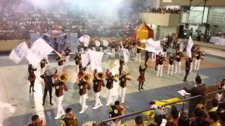 HEITOR VILLA LOBOS Drum & Bugle Corps 2015 / VII COPA Pernam. de Bandas e Fanfarras !  CAMPEÃ 2015