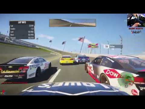 NASCAR HEAT 2 🏁RACING IN SILENT SCOTTY'S GAMING WORLD🌎 JOIN US OR CHAT WITH US