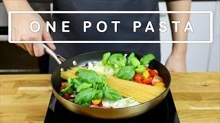 Mat på Budget: One pot Pasta