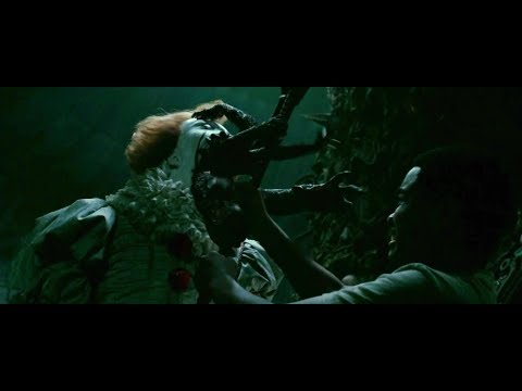 IT (2017) - The Losers Club Vs Pennywise - Fight Scene (1080p)