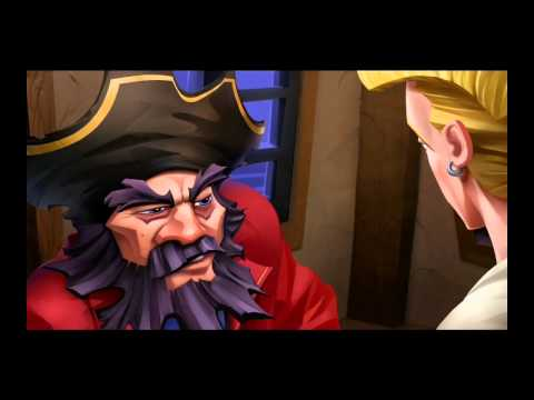 The Secret of Monkey Island: Special Edition Let's Play #1 |