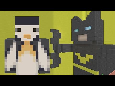 Lego Batman Movie - Minecraft XBOX Hide and Seek