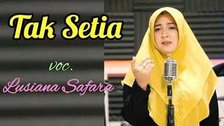 Cover Lusiana Safara