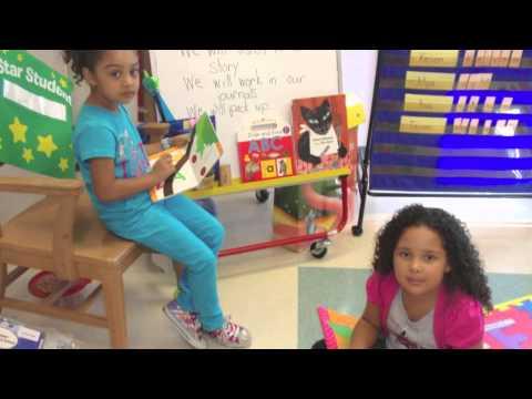 Donegan Elementary School: Kindergarten 2012-13