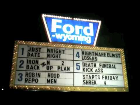 Ford Wyoming Drive-In