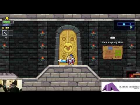 Rogue Legacy with Almost Awesome Ep 1: Jav Starts his Legacy