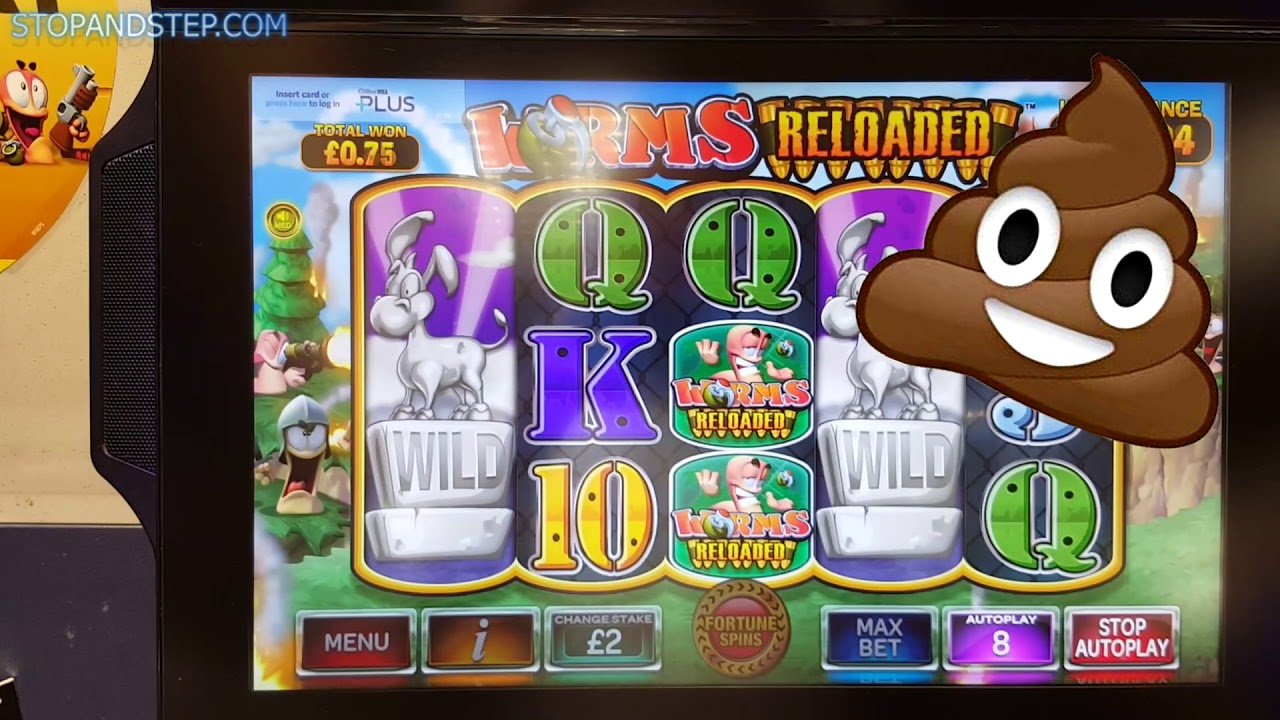 William hill slot machine games the lucky eagle casino