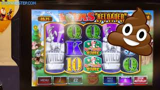 Worms Reloaded - NEW SLOT - William Hill