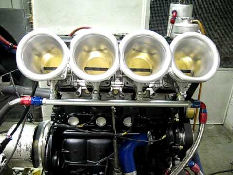 Jre 2 5 C20xe Engine Dyno Run Throttle Bodies View For