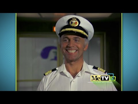 Watch Captain Stubing on 'The Love Boat'