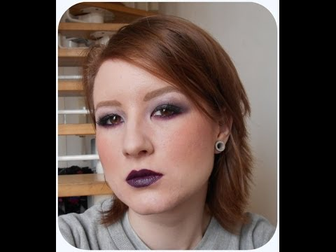 Purple Lips - The Sheer, The Glossy, The Matte.