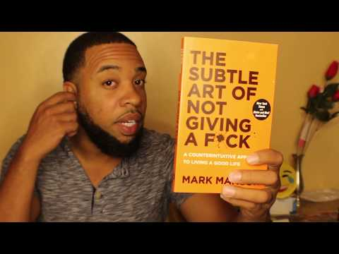 Recommended reads: The Subtle Art of not giving a FU*K by Mark Manson book reviews