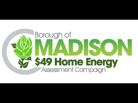 Madison New Jersey Home Energy Audit